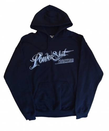 Power Slut Racing - Power Slut Racing Logo Hoodie - Black