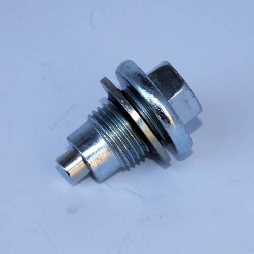 Power Slut Racing - Magnetic Drain Plug - Thread Size M14 x 1.50 w/ Dog Point