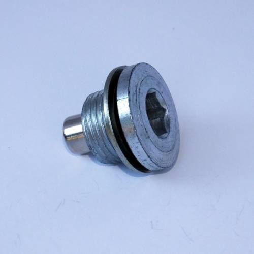 Power Slut Racing - Magnetic Drain Plug - Thread Size M18 x 1.50 (Allen Head)