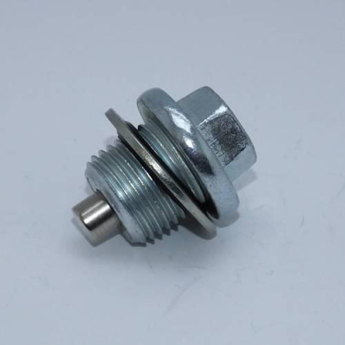 "Power Slut Racing - Magnetic Drain Plug - Thread Size 5/8"" x 18"