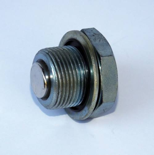 "Power Slut Racing - Magnetic Drain Plug - Thread Size 7/8"" x 18"