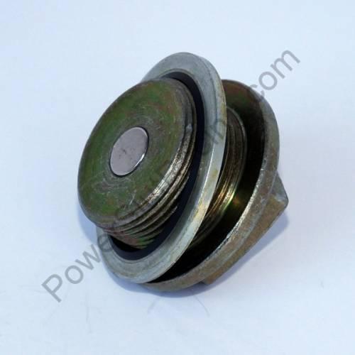 "Power Slut Racing - Magnetic Drain Plug - Thread Size 1"" x 20"