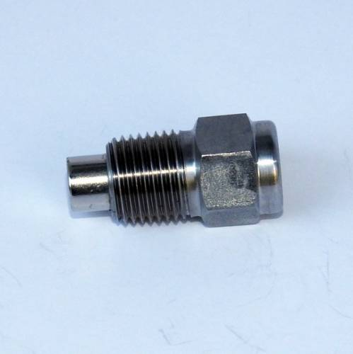 "Power Slut Racing - Magnetic Drain Plug - Thread Size 1/8"" NPT"