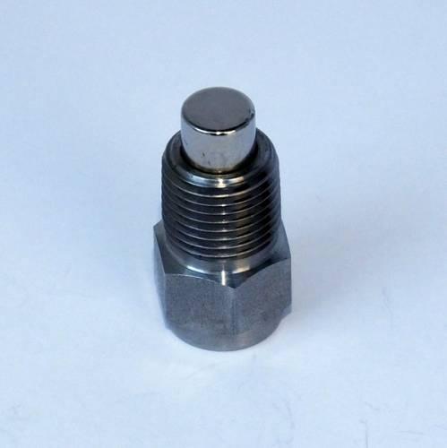 "Power Slut Racing - Magnetic Drain Plug - Thread Size 1/4"" NPT"