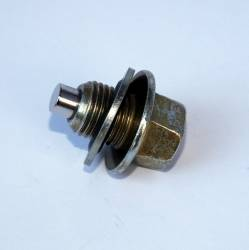 Magnetic Drain Plugs - By Thread Size - Power Slut Racing - Magnetic Drain Plug - Thread Size M12 x 1.25
