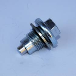 Magnetic Drain Plugs - By Thread Size - Power Slut Racing - Magnetic Drain Plug - Thread Size M14 x 1.25 w/ Dog Point