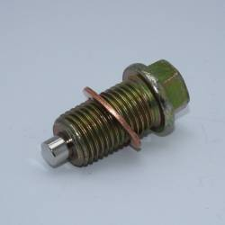 Magnetic Drain Plugs - By Thread Size - Power Slut Racing - Magnetic Drain Plug - Thread Size M14 x 1.50 (Long)