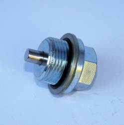 Magnetic Drain Plugs - By Thread Size - Power Slut Racing - Magnetic Drain Plug - Thread Size M22 x 1.50