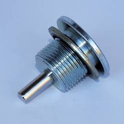 Magnetic Drain Plugs - By Thread Size - Power Slut Racing - Magnetic Drain Plug - Thread Size M22 x 1.50 (Square Drive)