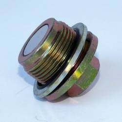 Magnetic Drain Plugs - By Thread Size - Power Slut Racing - Magnetic Drain Plug - Thread Size M26 x 1.50