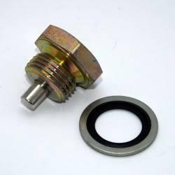 "Power Slut Racing - Magnetic Drain Plug - Thread Size 3/4"" x 16"