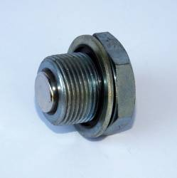 "Magnetic Drain Plugs - By Thread Size - Power Slut Racing - Magnetic Drain Plug - Thread Size 7/8"" x 18"