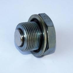 "Power Slut Racing - Magnetic Drain Plug - Thread Size 7/8"" x 18"