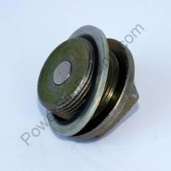 "Power Slut Racing - Magnetic Drain Plug - Thread Size 1"" x 20 - Image 1"