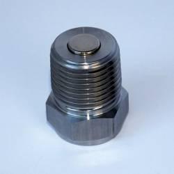 "Power Slut Racing - Magnetic Drain Plug - Thread Size 3/8"" NPT"