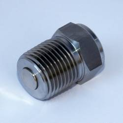 "Magnetic Drain Plugs - By Thread Size - Power Slut Racing - Magnetic Drain Plug - Thread Size 1/2"" NPT"