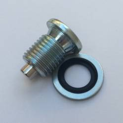 Magnetic Drain Plugs - By Thread Size - Power Slut Racing - Magnetic Drain Plug - Thread Size M14 x 1.50 (Allen Head)